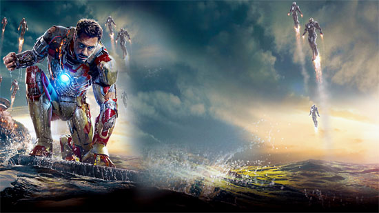 iron man 3 movie wallpaper in hd