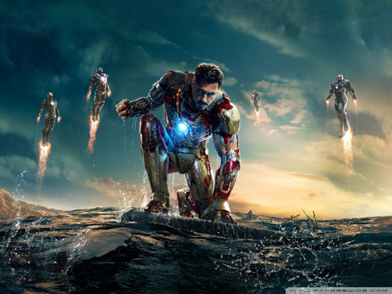 Wallpapers de Iron Man 3 HD