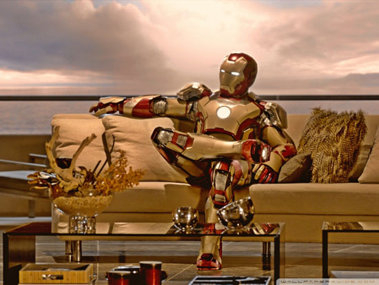 iron man 3 movie wallpaper